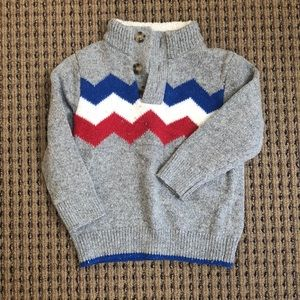 GAP toddler sweater. Great condition!